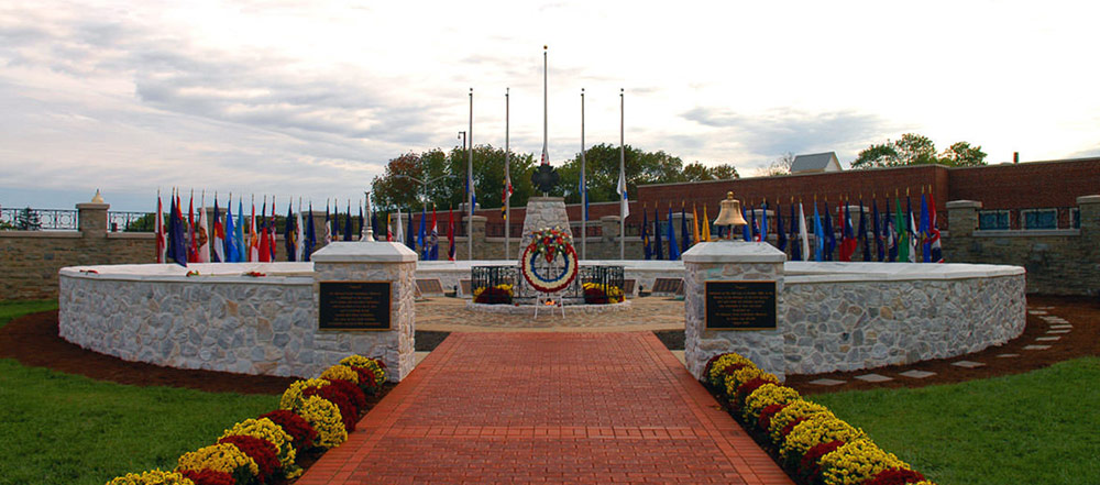 The National Fallen Firefighters Memorial