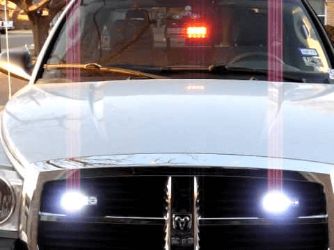 How Many Emergency Vehicle Lights Should I Put On My POV