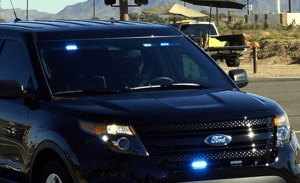 Emergency Vehicle Lights for Unmarked Use - Extreme Tactical Dynamics