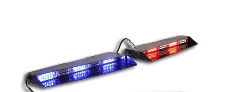 visor light bar